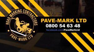Pave-Mark branding